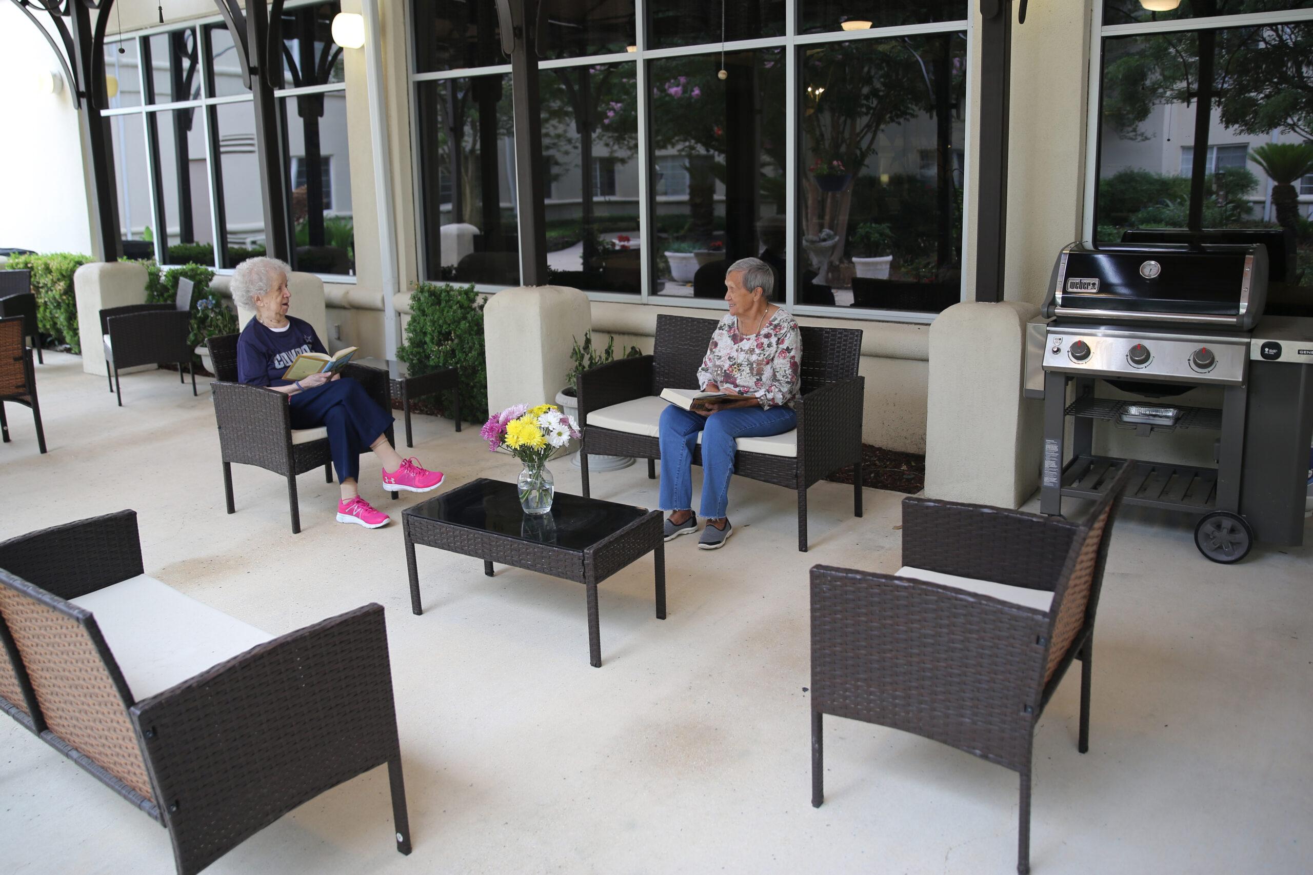 Senior Community in Texas