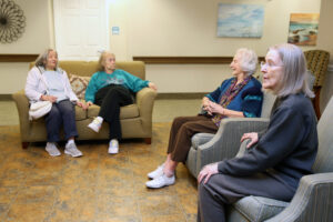 Senior Living Amenities in Texas