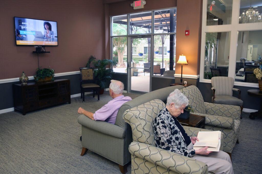 Senior Community Amenities in TX